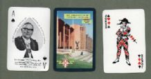 Collectible 1962 Worshipful playing cards Coventry cathedral